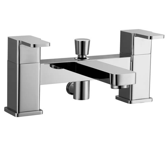 RAK Series 600 Bath Shower Mixer Tap With Shower Handset And Holder
