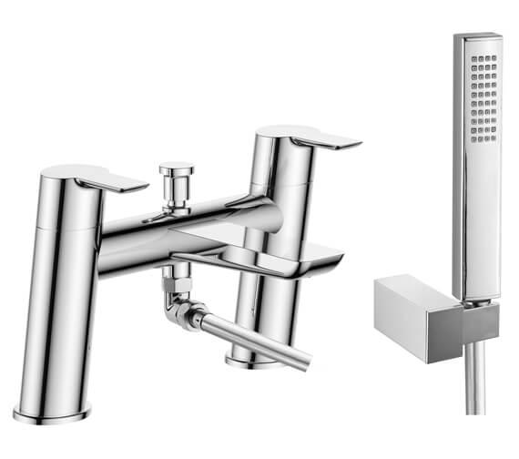 RAK Sport Deck Mounted Bath Shower Mixer Tap