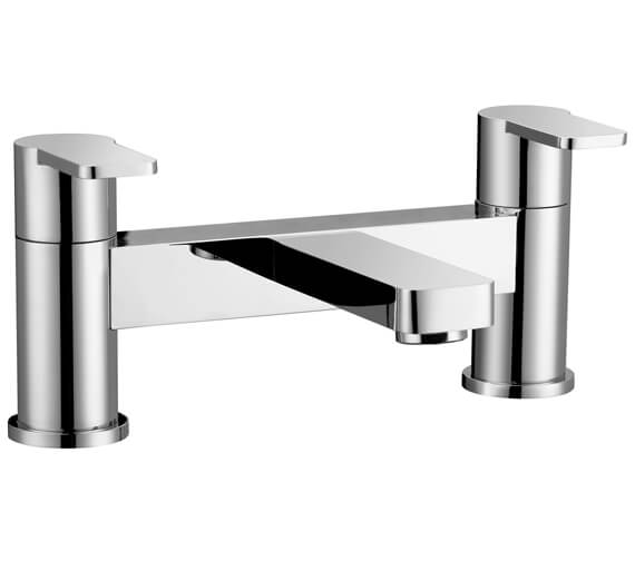 RAK Tonique Dual Lever Bath Filler Tap Chrome