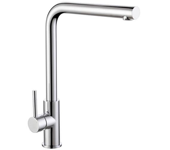 RAK Munich Kitchen Sink Mixer Tap With Side Lever Handle