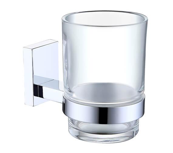 Rak Resort Glass Tumbler And Holder