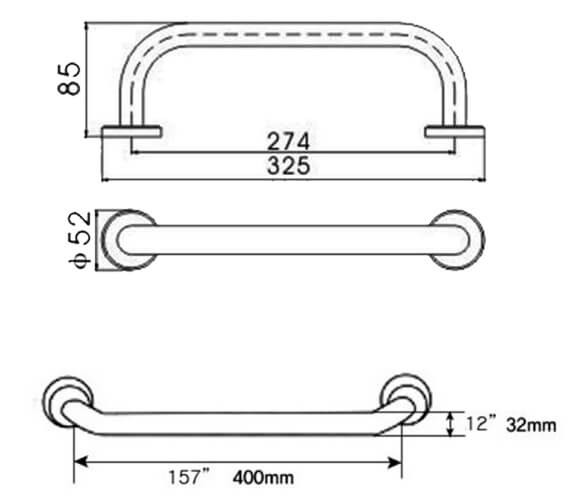 Technical drawing QS-V103299 / RAKGRB9930