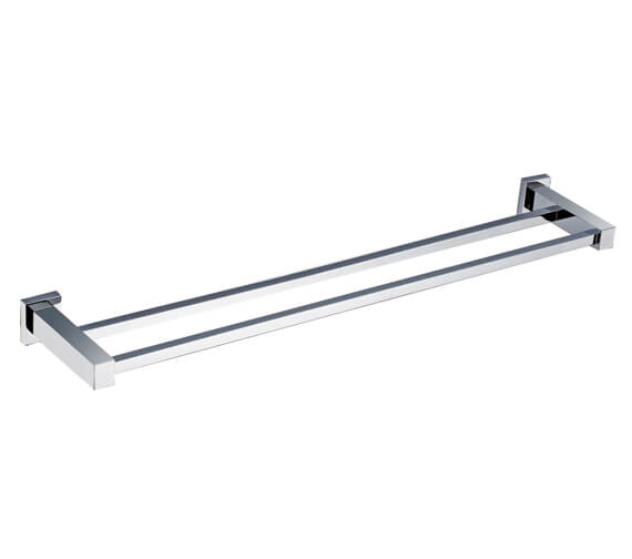 Additional image of RAK Cubis Towel Bar - Single / Double