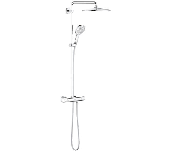 Grohe Rainshower SmartActive 310 Shower System With Thermostat