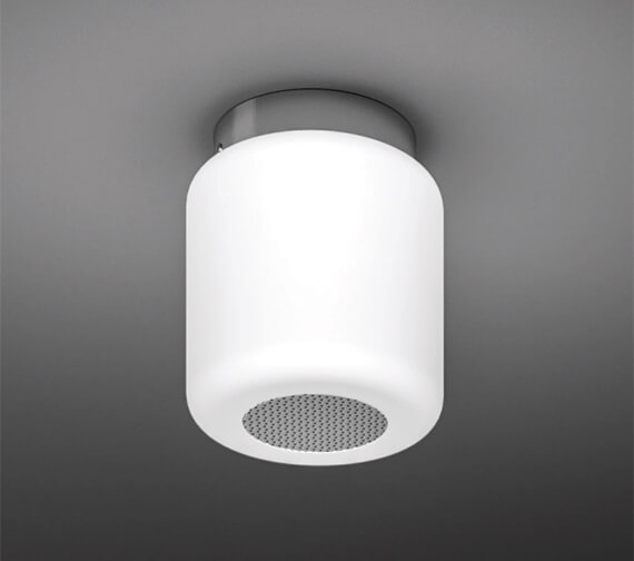 HIB Rhythm Ceiling Light With Bluetooth Connectivity
