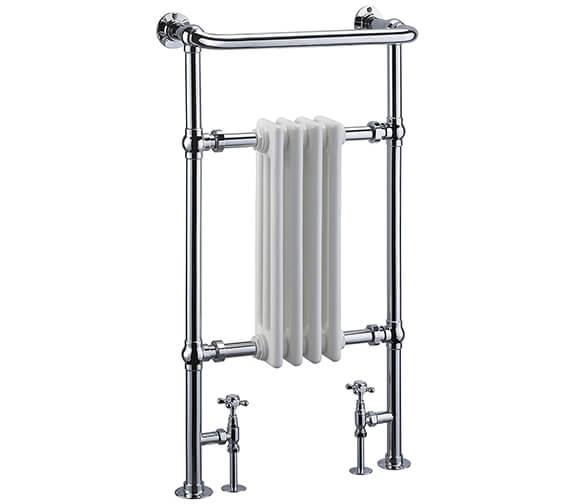 Holborn Radely 944 x 493mm Traditional Towel Rail
