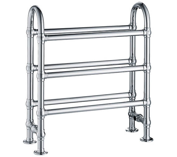 Holborn State 778 x 683mm Traditional Towel Rail