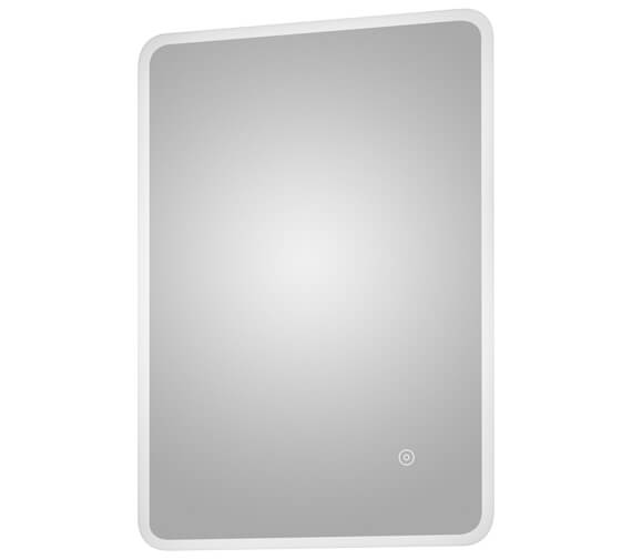 Hudson Reed 500 x 700mm Portrait Illuminated LED Ambient Mirror