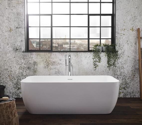 Aqua Eco 1695 x 750mm Luxury Freestanding Bath