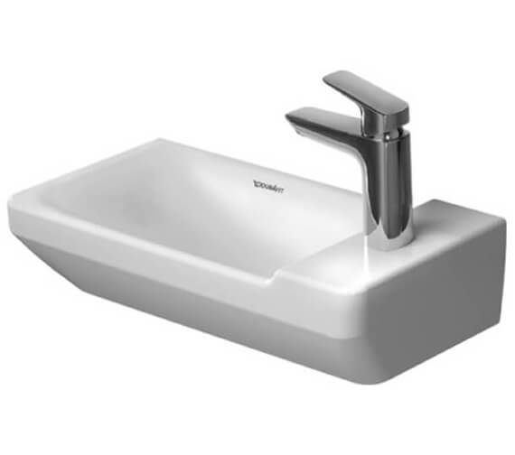 Duravit P3 Comforts 500mm Handrinse Basin