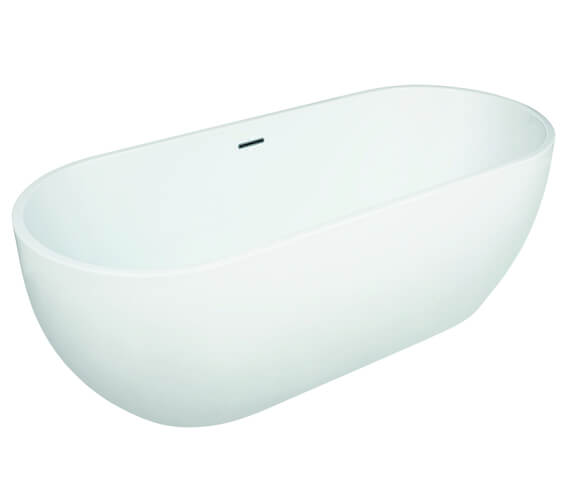Aqua Summit Luxury Double Ended Freestanding Acrylic Bath