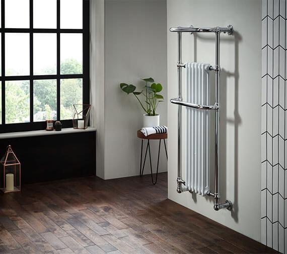 Holborn Blenheim 574 x 1362mm Traditional Towel Rail