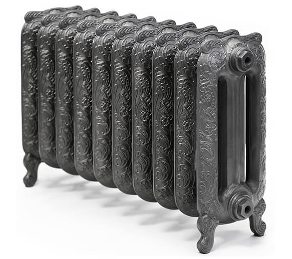 Holborn Oxford Cast Iron Traditional Radiator