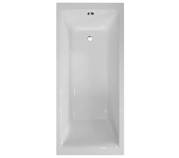 Alternate image of Aqua Medici Single Ended Square Straight Bath - Sizes Available