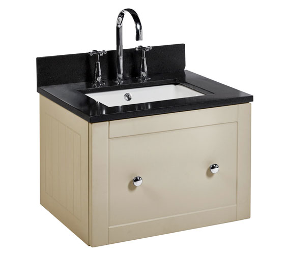 Holborn 600mm Wall Hung Traditional Vanity Unit