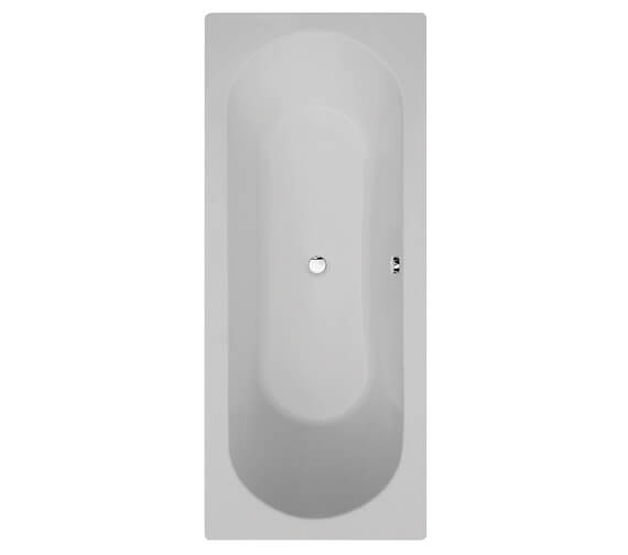 Aqua Duo Round Straight Double Ended Bath - Sizes And Variants Available