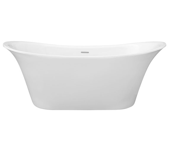 Holborn Bow Traditional 1800 x 800mm Double Ended Freestanding Bath