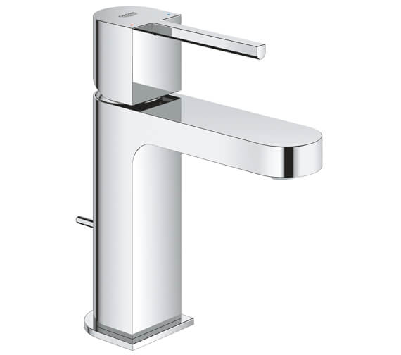 Grohe S-Size Chrome Basin Mixer Tap