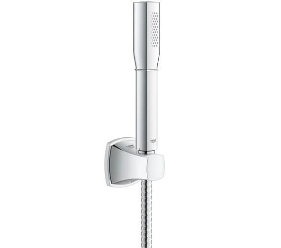 Grohe Grandera Stick Single Spray Shower Wall Holder Set