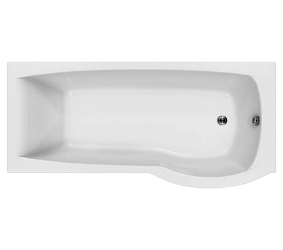 Additional image of Carron Delta 5mm Shower Bath 1600 x 700-800mm