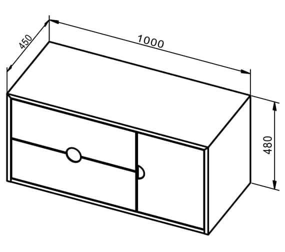 Technical drawing QS-V93952 / VI082334