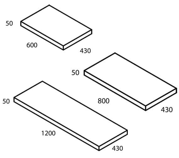 Technical drawing QS-V98172 / VI082748