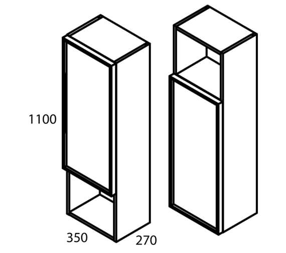 Technical drawing QS-V98174 / VI082769