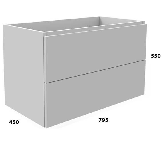 Technical drawing QS-V93955 / VI083244