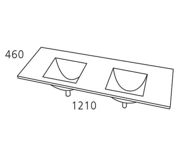 Technical drawing QS-V98171 / VI082744