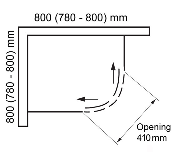 Technical drawing QS-V100824 / BE822001