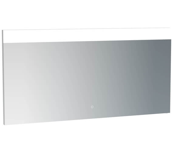 Alternate image of Saneux Matteo Electric Mirror With Top And Down Light