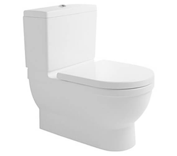 Duravit Starck 3 Close Coupled Big Toilet With Cistern