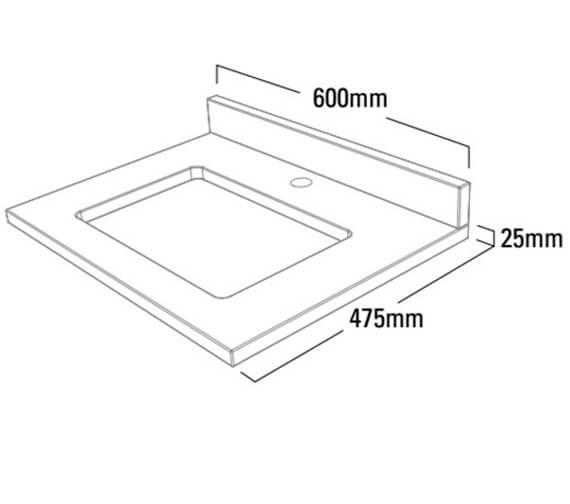 Technical drawing QS-V4769 / HAM4W6AUS.AR