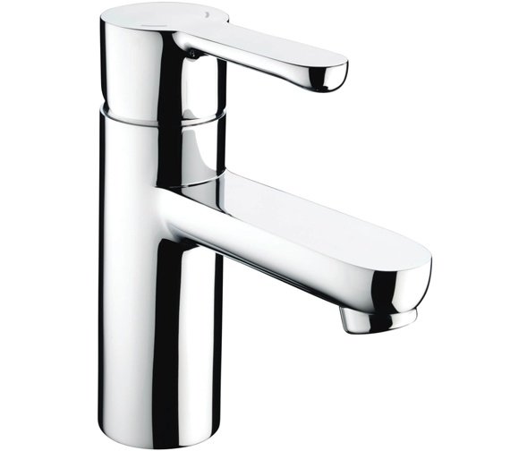 Additional image of Bristan Nero Deck Mounted Basin Mixer Tap