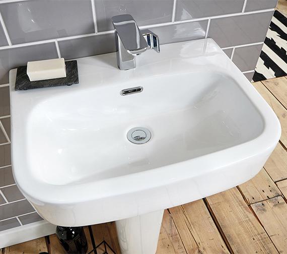 Additional image of Aqua Ceramica Modo 550mm Basin