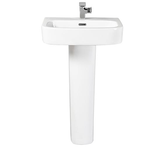 Alternate image of Aqua Ceramica Modo 550mm Basin