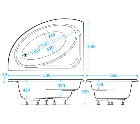 Technical drawing QS-V101367 / TROWL