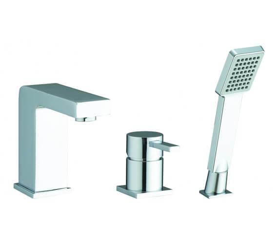 AquaFlow Pano Bath Shower Mixer Tap