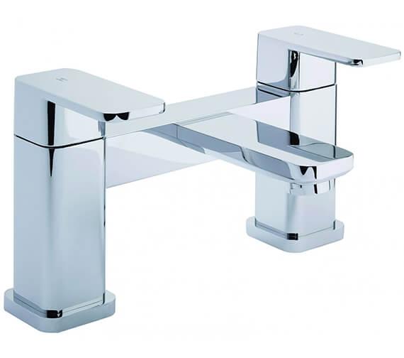 Aquaflow Medici Chrome Bath Filler Tap