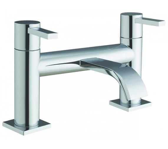 AquaFlow Gemini Bath Filler Tap
