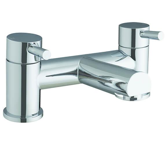 AquaFlow Petit Chrome Bath Filler Tap