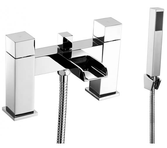 AquaFlow Trac Waterfall Bath Shower Mixer Tap