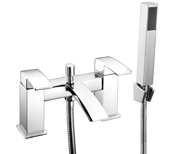 AquaFlow Pure Waterfall Bath Shower Mixer Tap