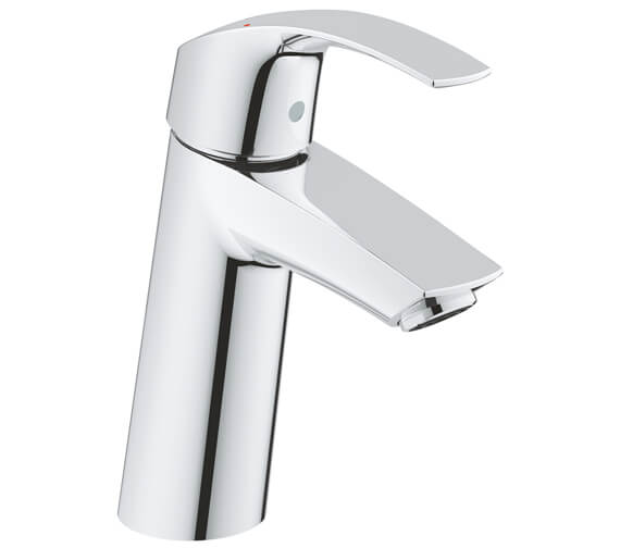 Grohe Eurosmart Chrome Basin Mixer Tap