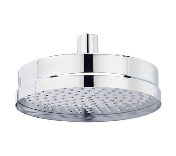Holborn Apron Chrome 200mm Shower Head