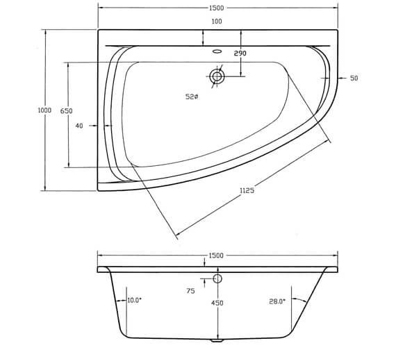 Technical drawing QS-V101368 / SI25224101