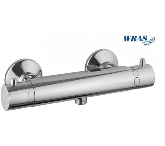 Crosswater Kai TMV2 Thermostatic Shower Valve Exposed - EV1252EC