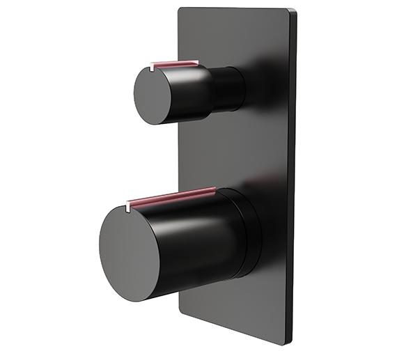 Additional image of Aqua Edition Velar Concealed Shower Valve