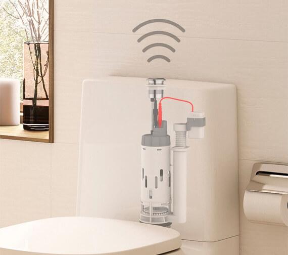Roca EM1 Touchless Cistern Flush Valve Kit - Universal