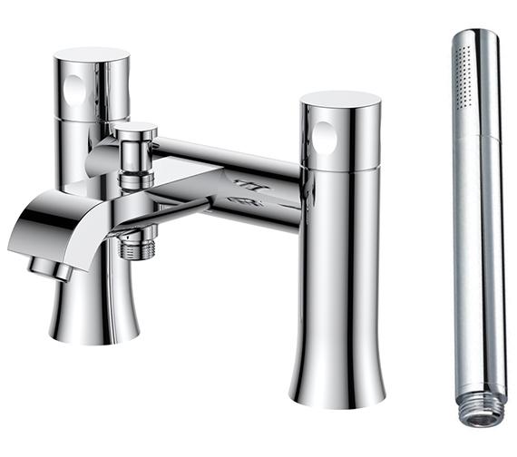Aqua Edition Basque Bath Shower Mixer Tap